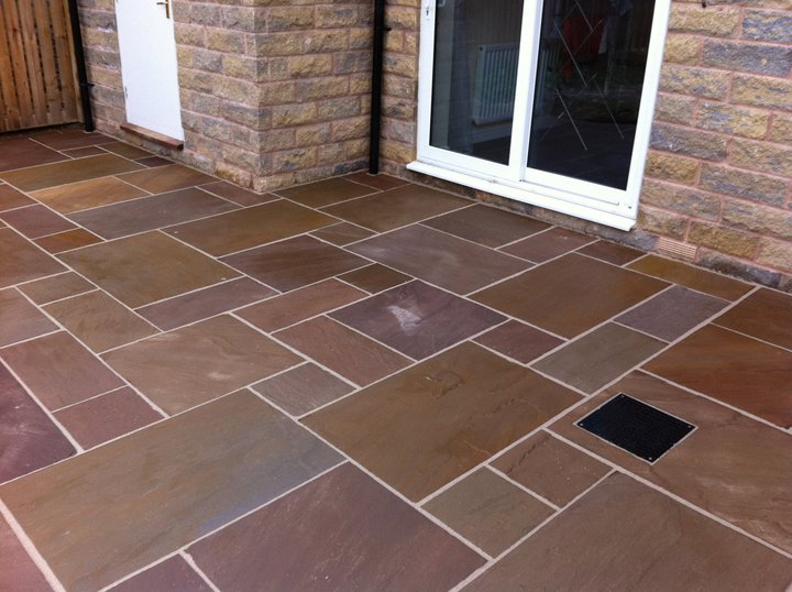 natural stone paving mansfield